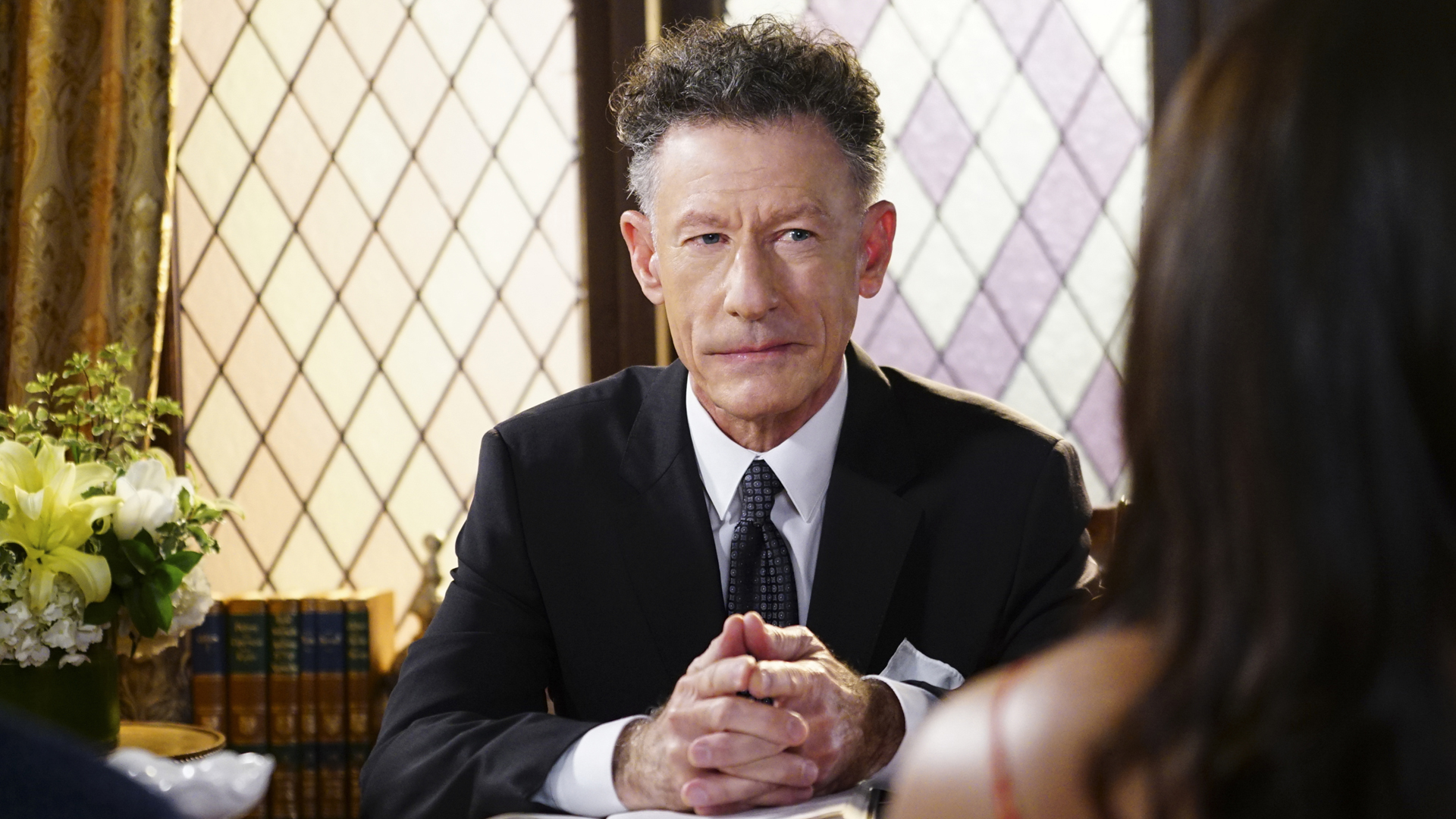 Lyle Lovett in