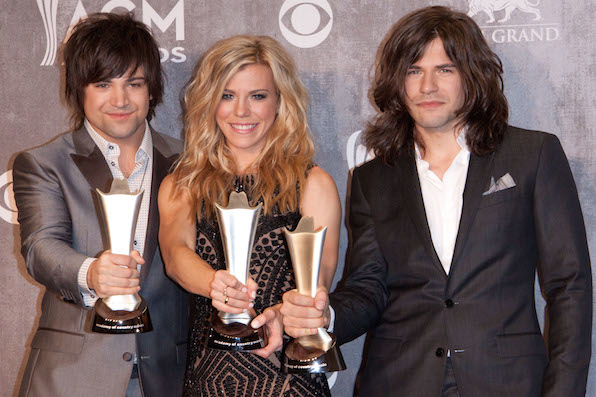 5. The Band Perry is born and welcomes listeners into their extended family.