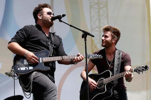 10. The Swon Brothers prove that hard work pays off.