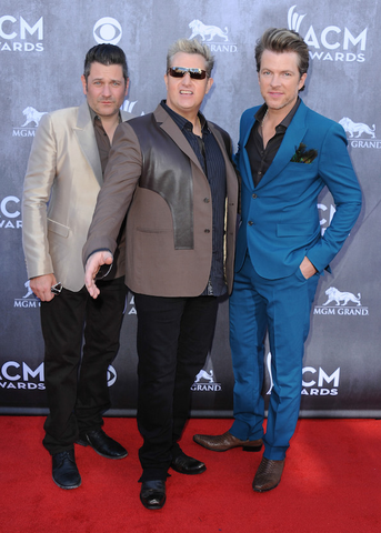 20. Rascal Flatts are  always ready for the biggest night of country music.