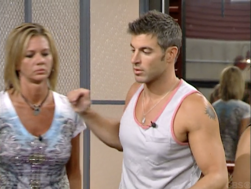 Big Brother 13: Shelly blindsides Jeff
