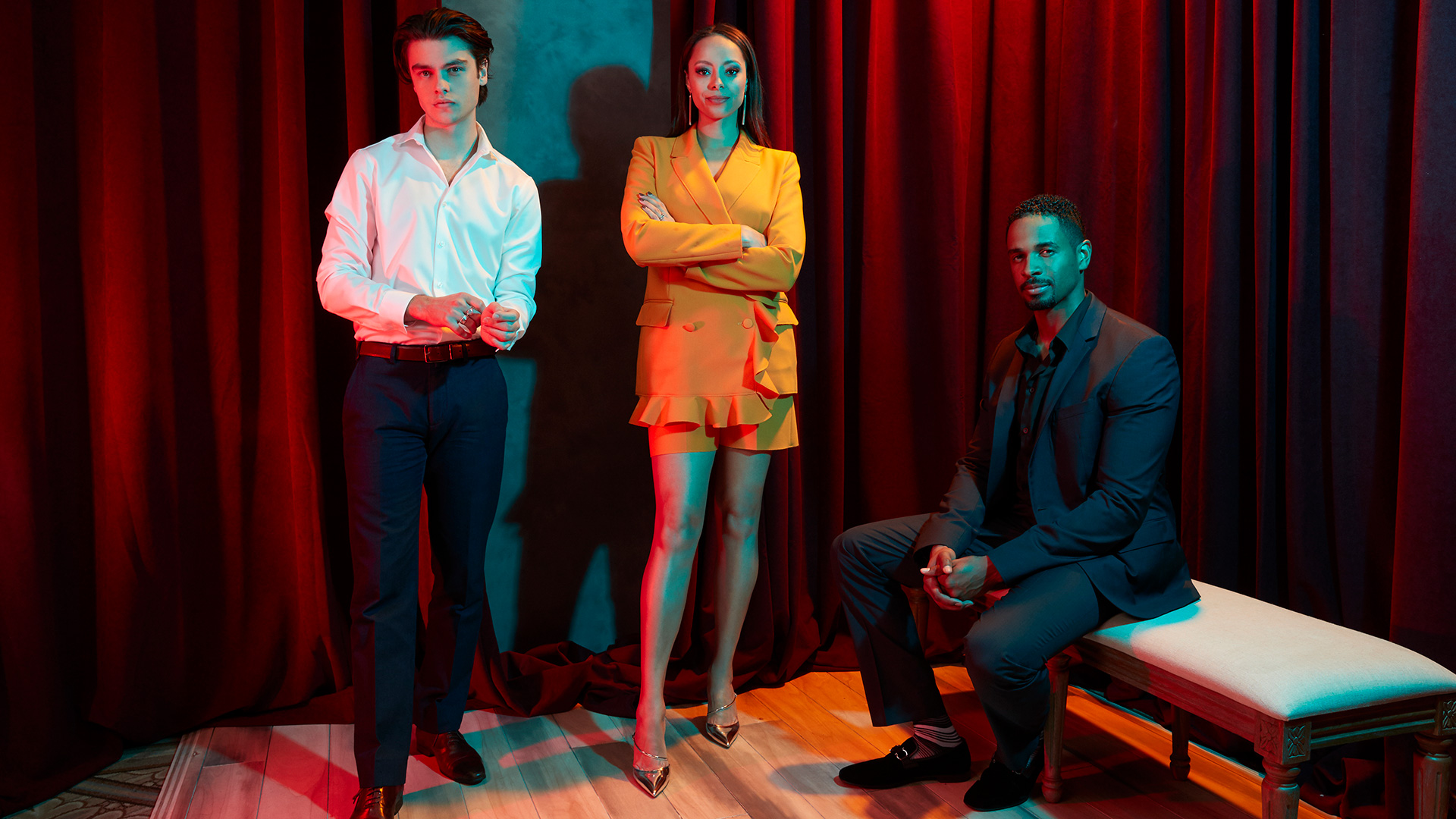The fabulous faces of CBS's new Fall shows