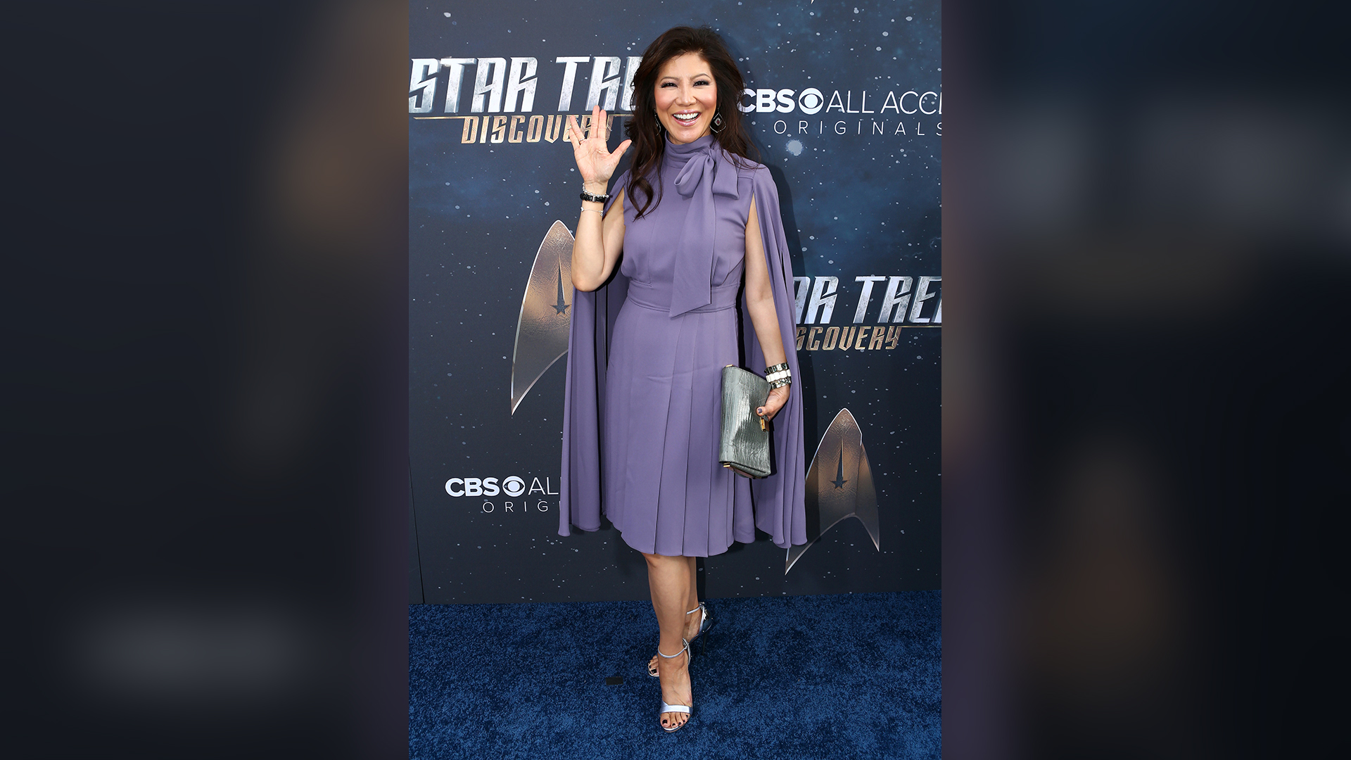 Julie Chen from Big Brother and The Talk