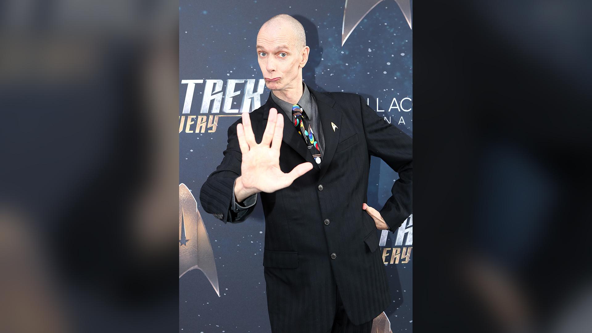 Doug Jones from Star Trek: Discovery