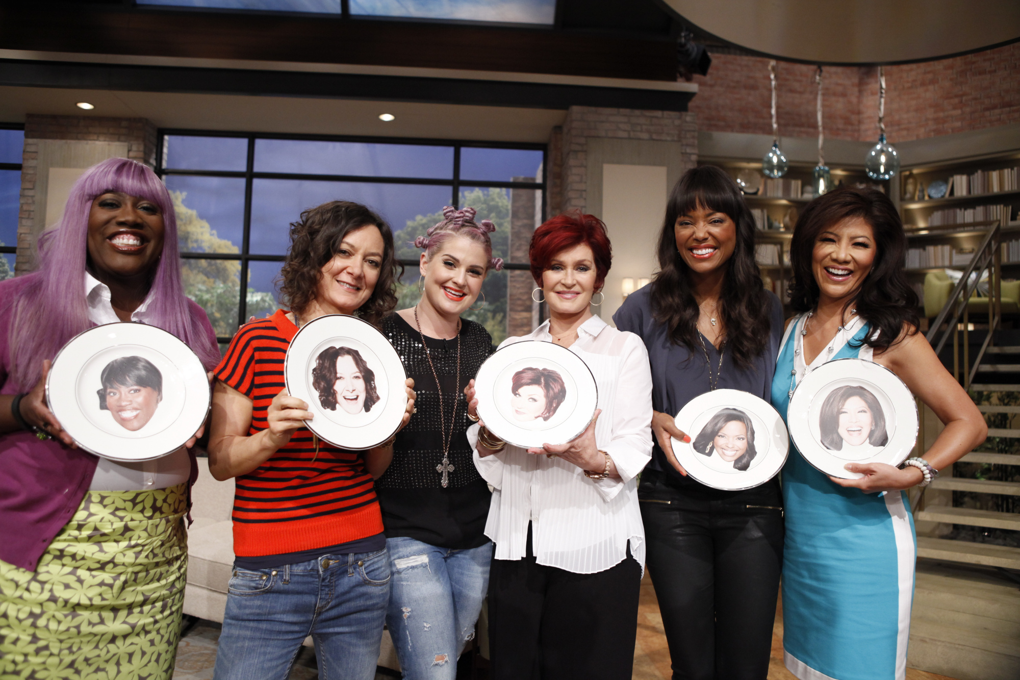 The Ladies With Kelly Osbourne.