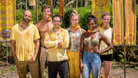 Whose footsteps will these new healers follow on their Survivor journey?