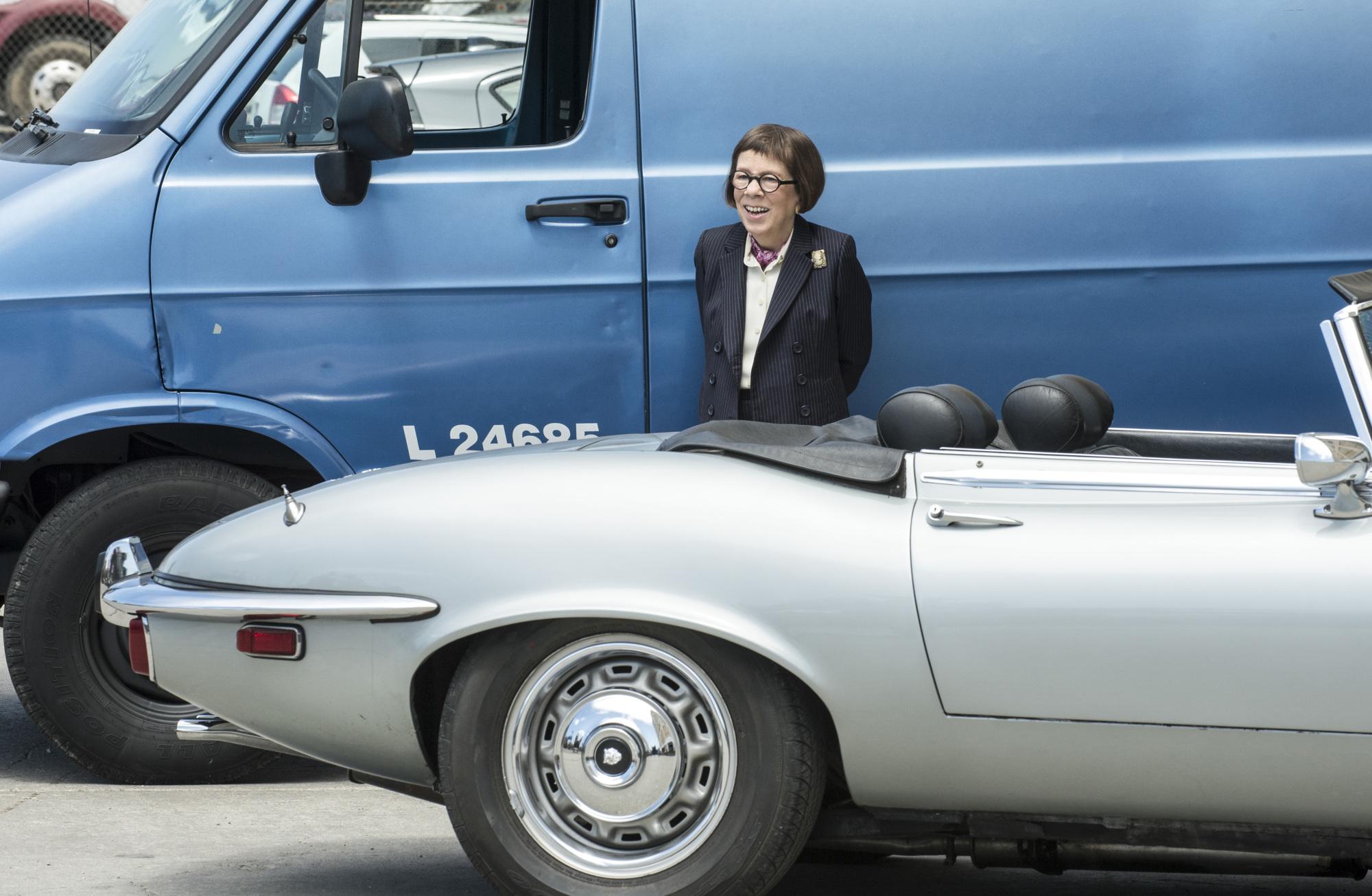 Linda Hunt as Henrietta