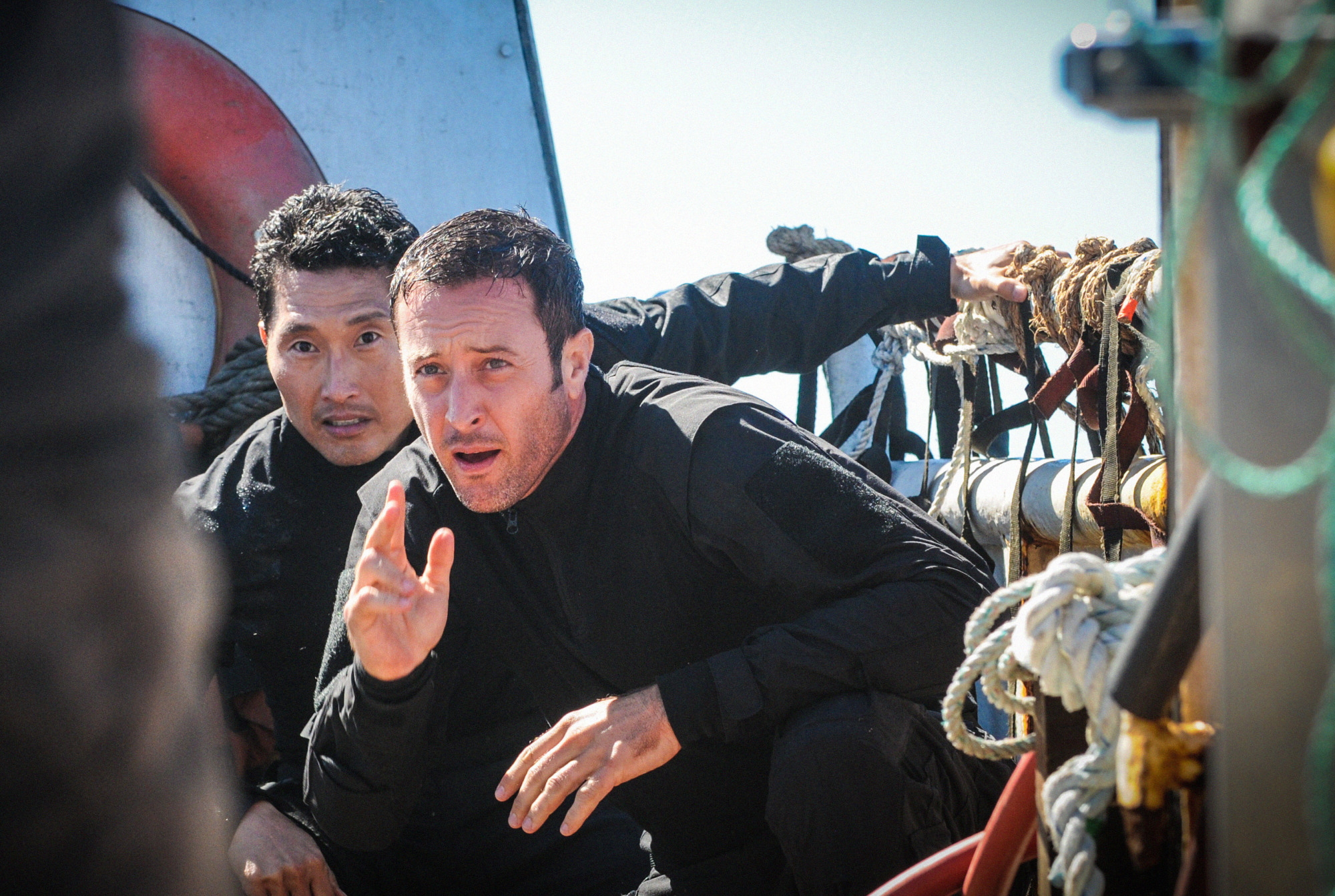 First Look: A Deadly Catch On Hawaii Five-0 - Hawaii Five-0