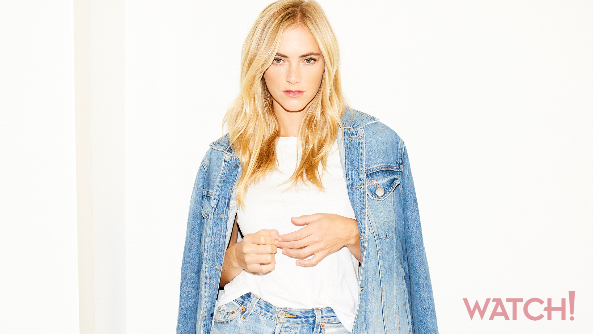 The camera loves Emily Wickersham almost as much as we do