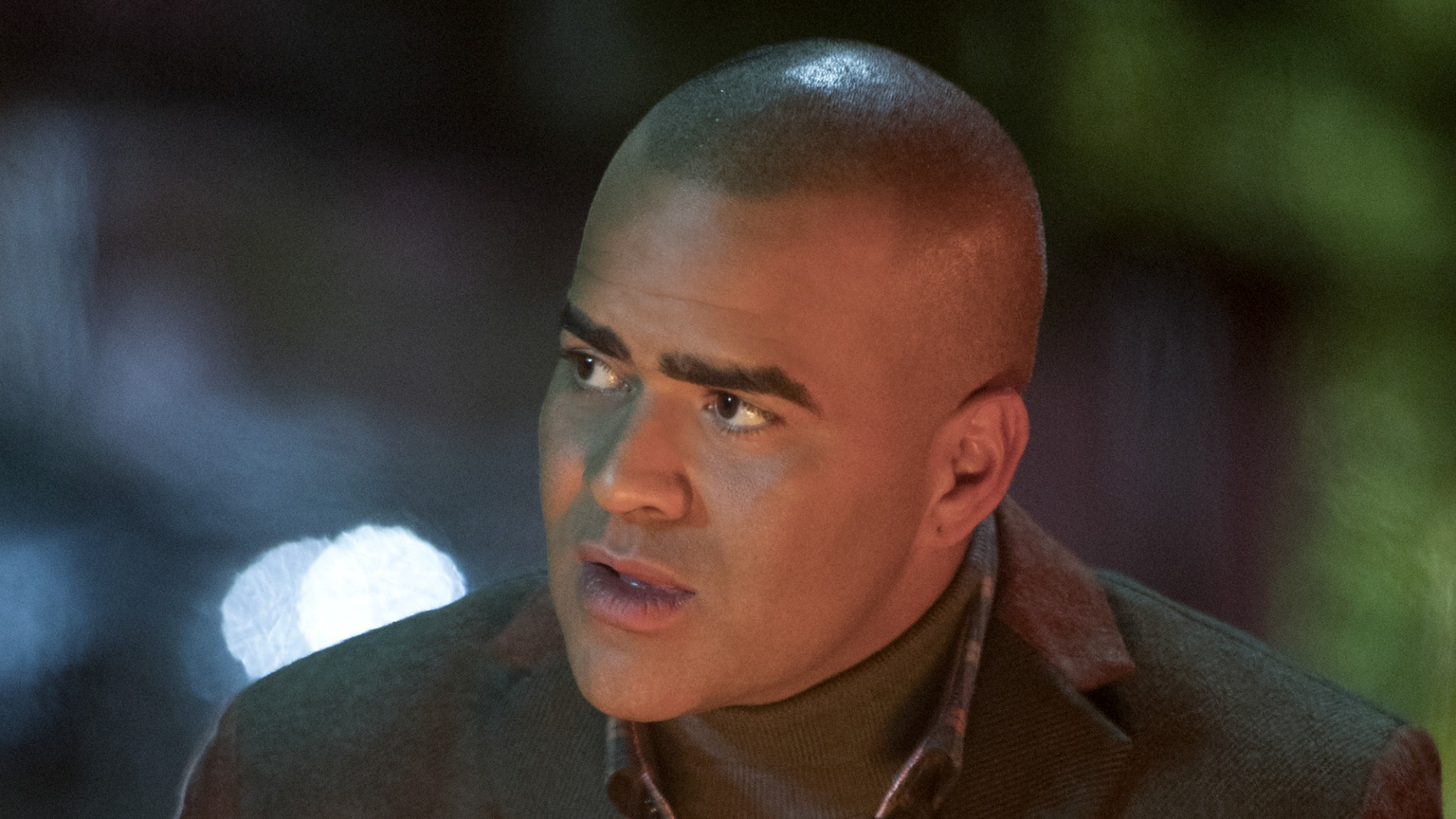 Christopher Jackson from Bull