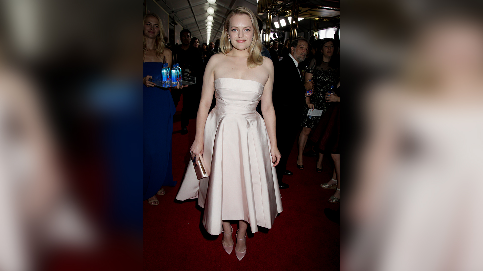 Elisabeth Moss from The Handmaid's Tale