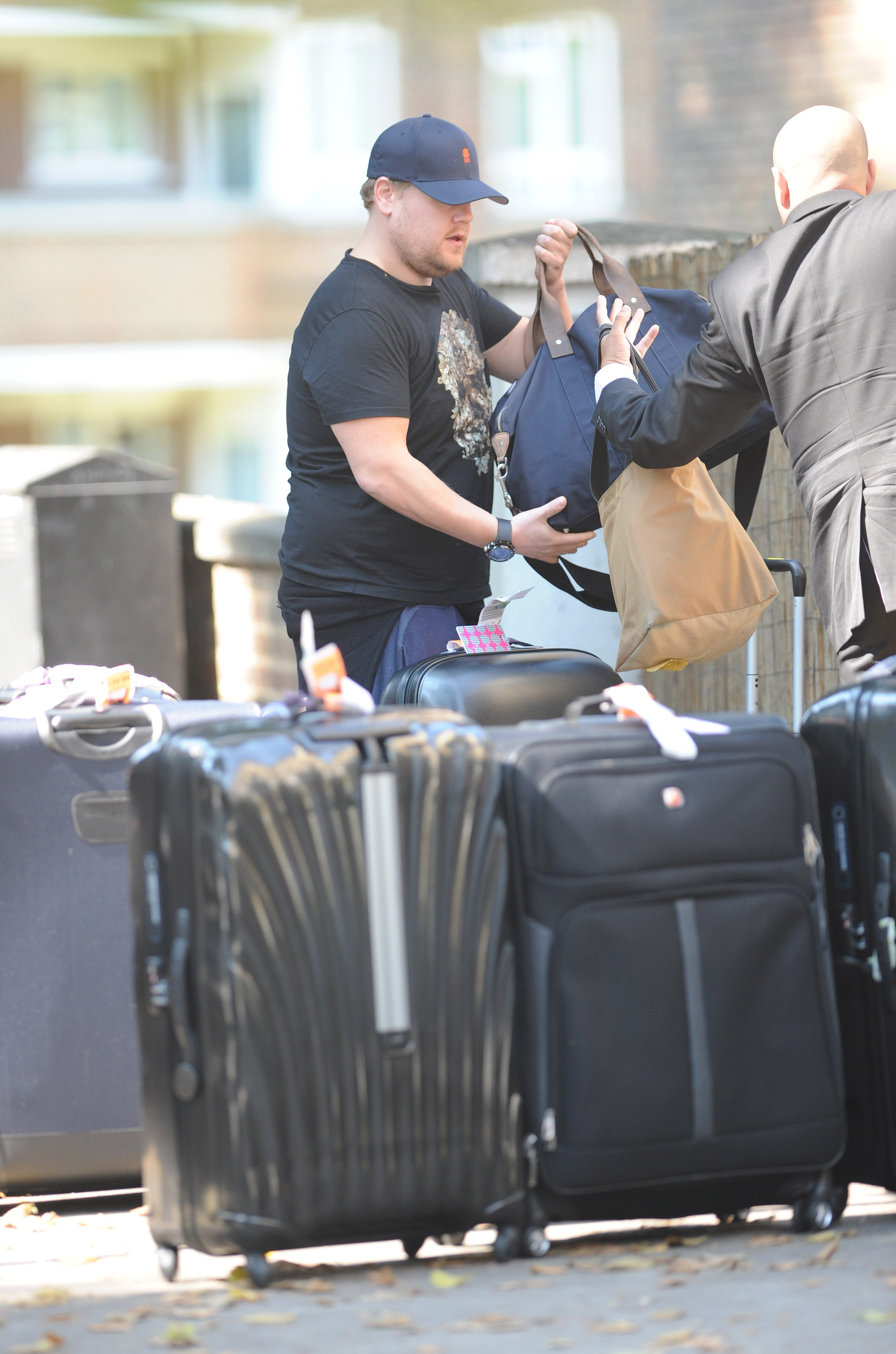 Owns more luggage than the Queen
