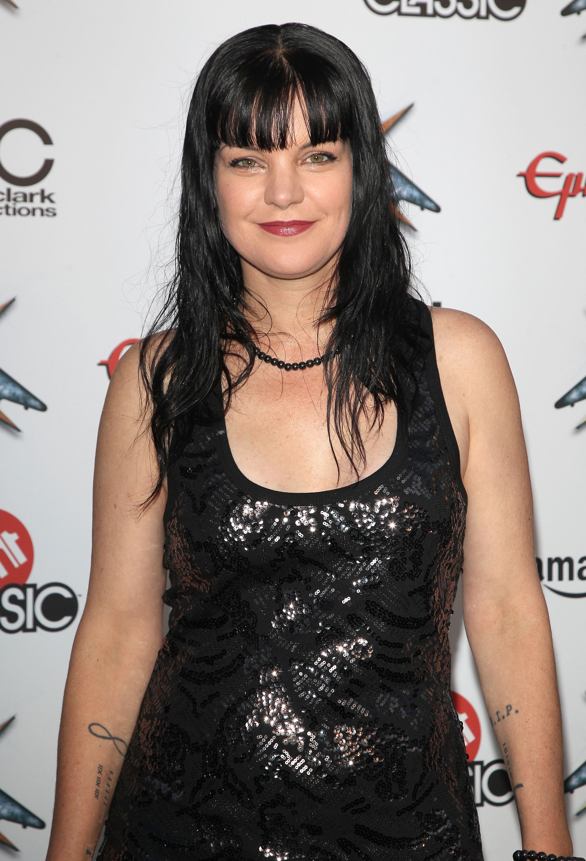 Get real with Pauley Perrette