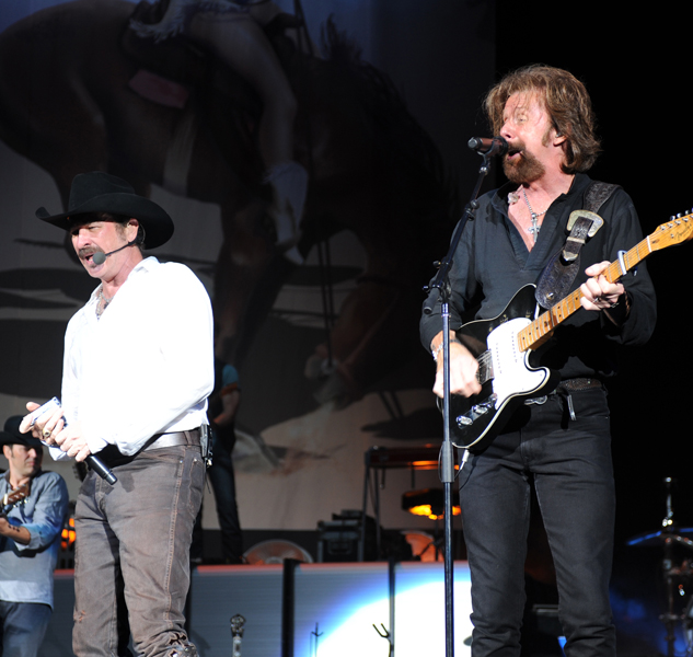 <b>Brooks & Dunn – Most Awarded Artist</b>
