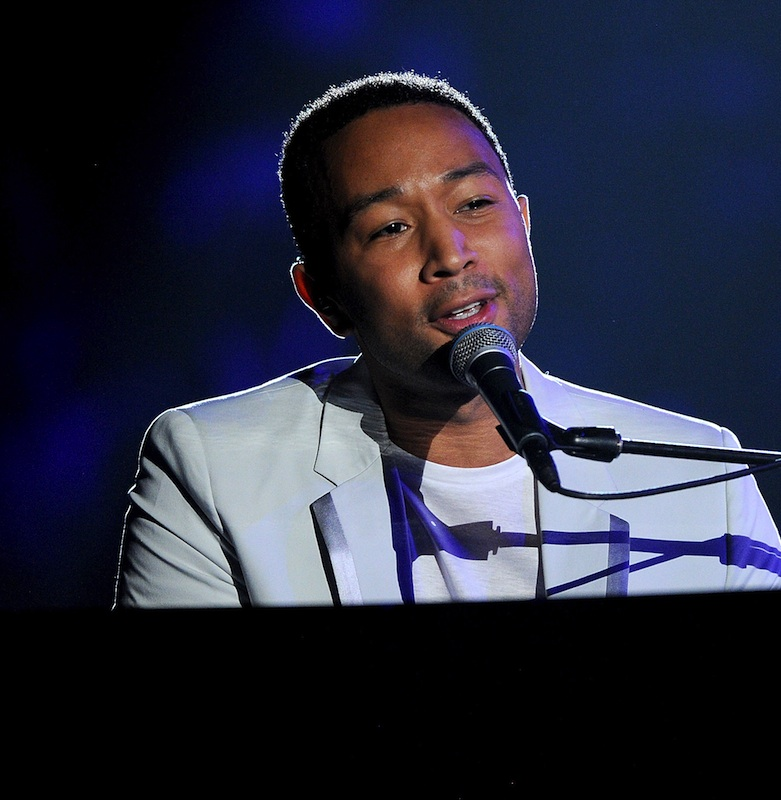 Every time John Legend attended