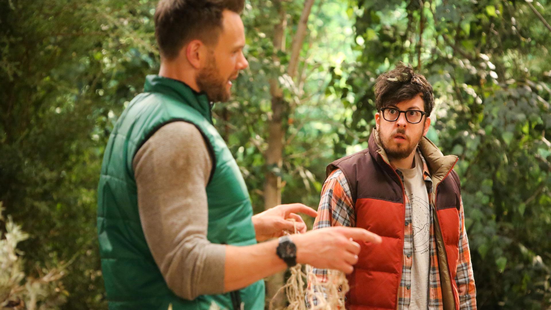 Clark is in awe of his adventure-loving mentor, Jack.
