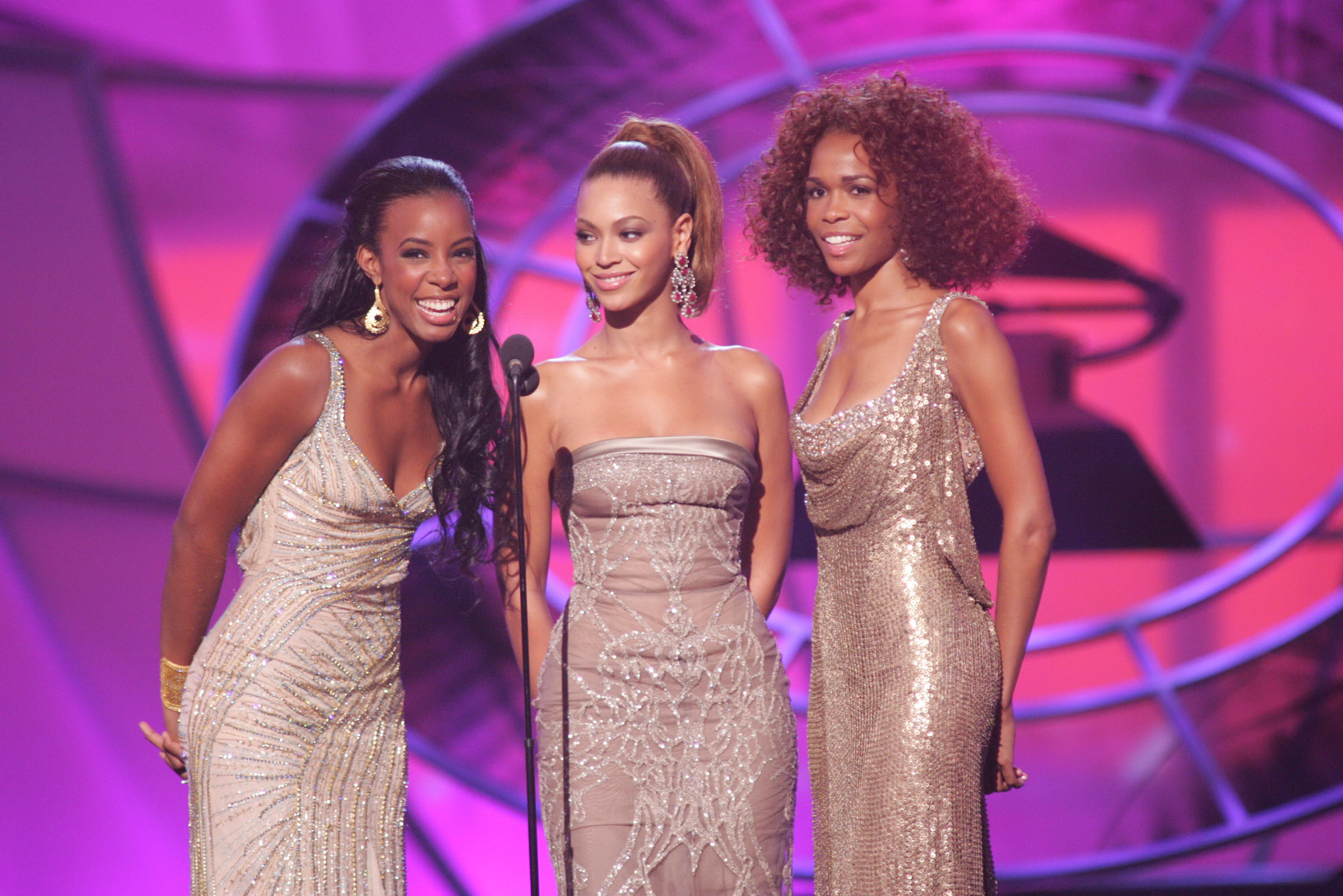 2006: Destiny's Child Wows the Crowd