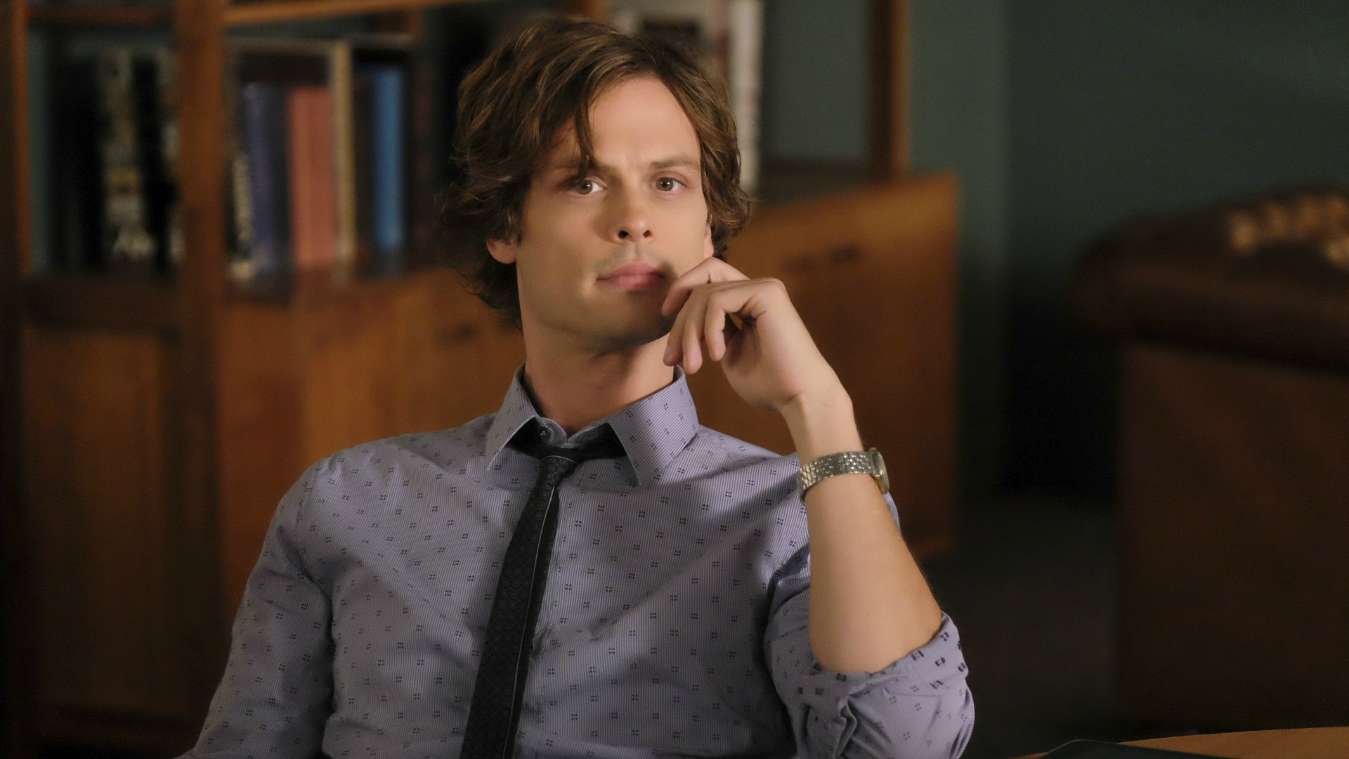 Spencer faced new challenges with his mother.