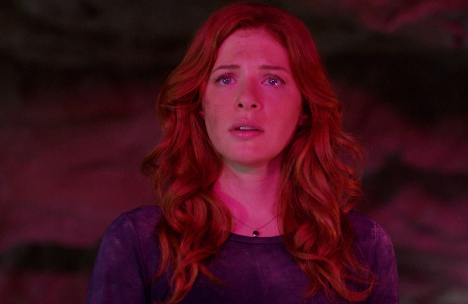 4. Rachelle Lefevre speaks fluent French.