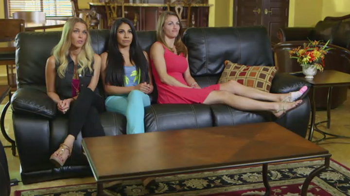 4. She wants to see Vanessa walk into the Jury House next.