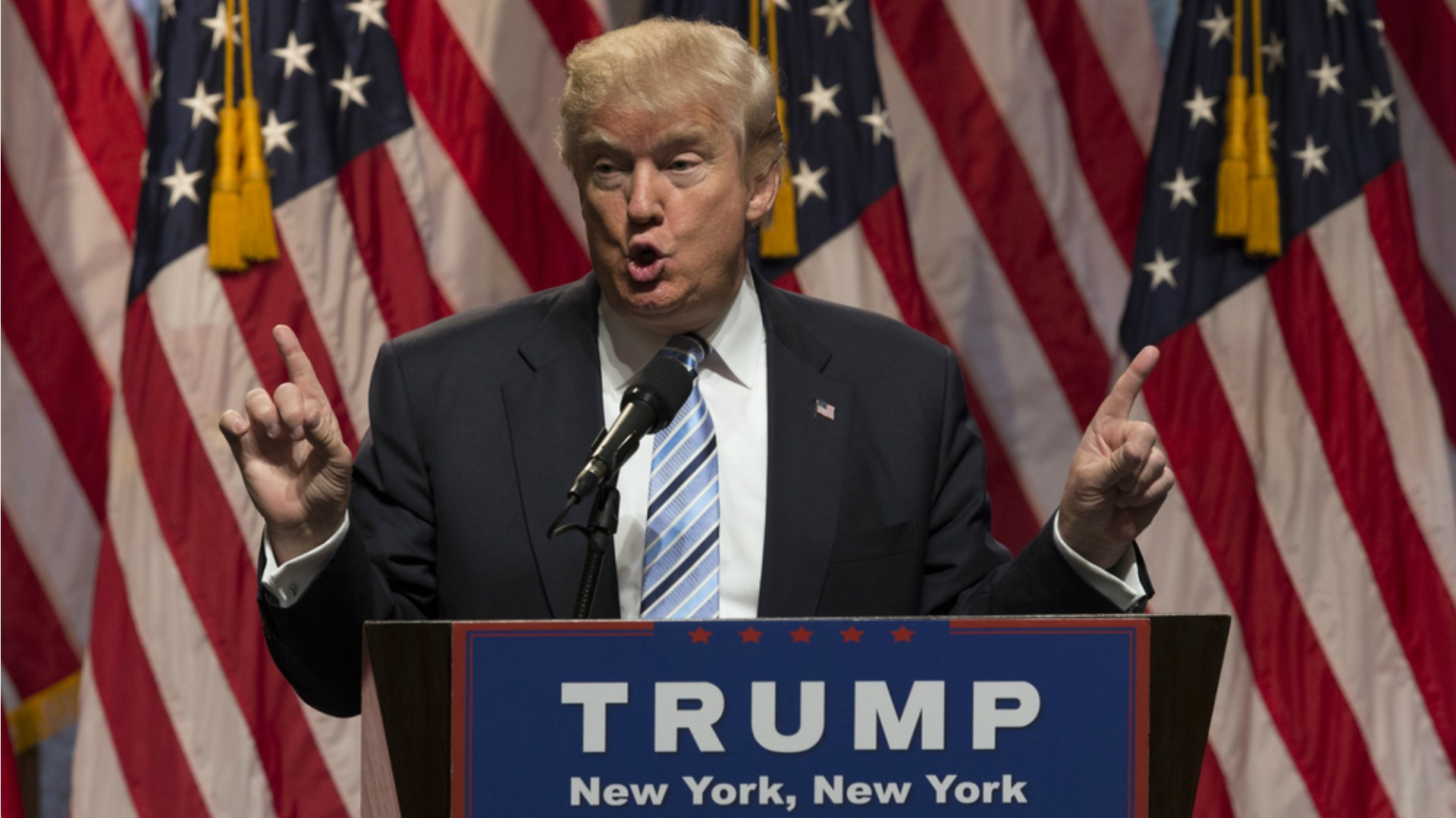 A: Real Trump!
