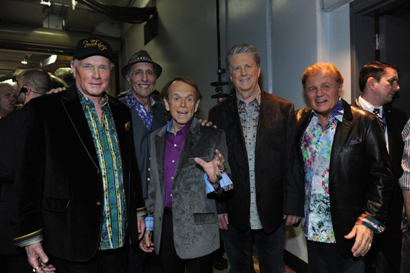 4. The Beach Boys
