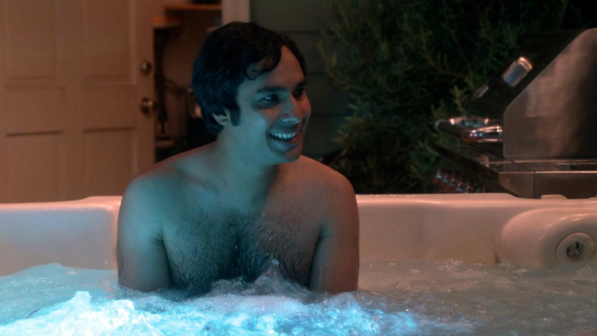 Take a soak in your friend's hot tub.