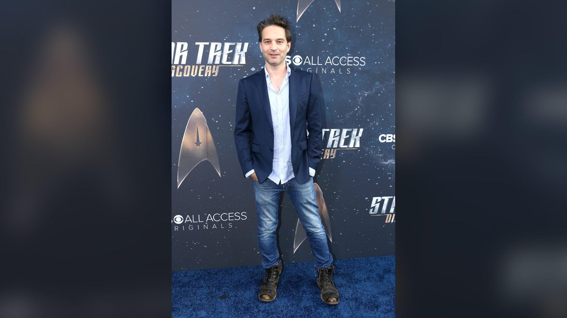 Composer Jeff Russo from Star Trek: Discovery