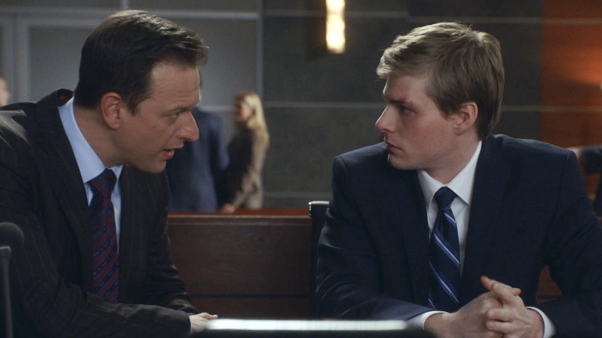 Hunter Parrish as Jeffrey Grant in