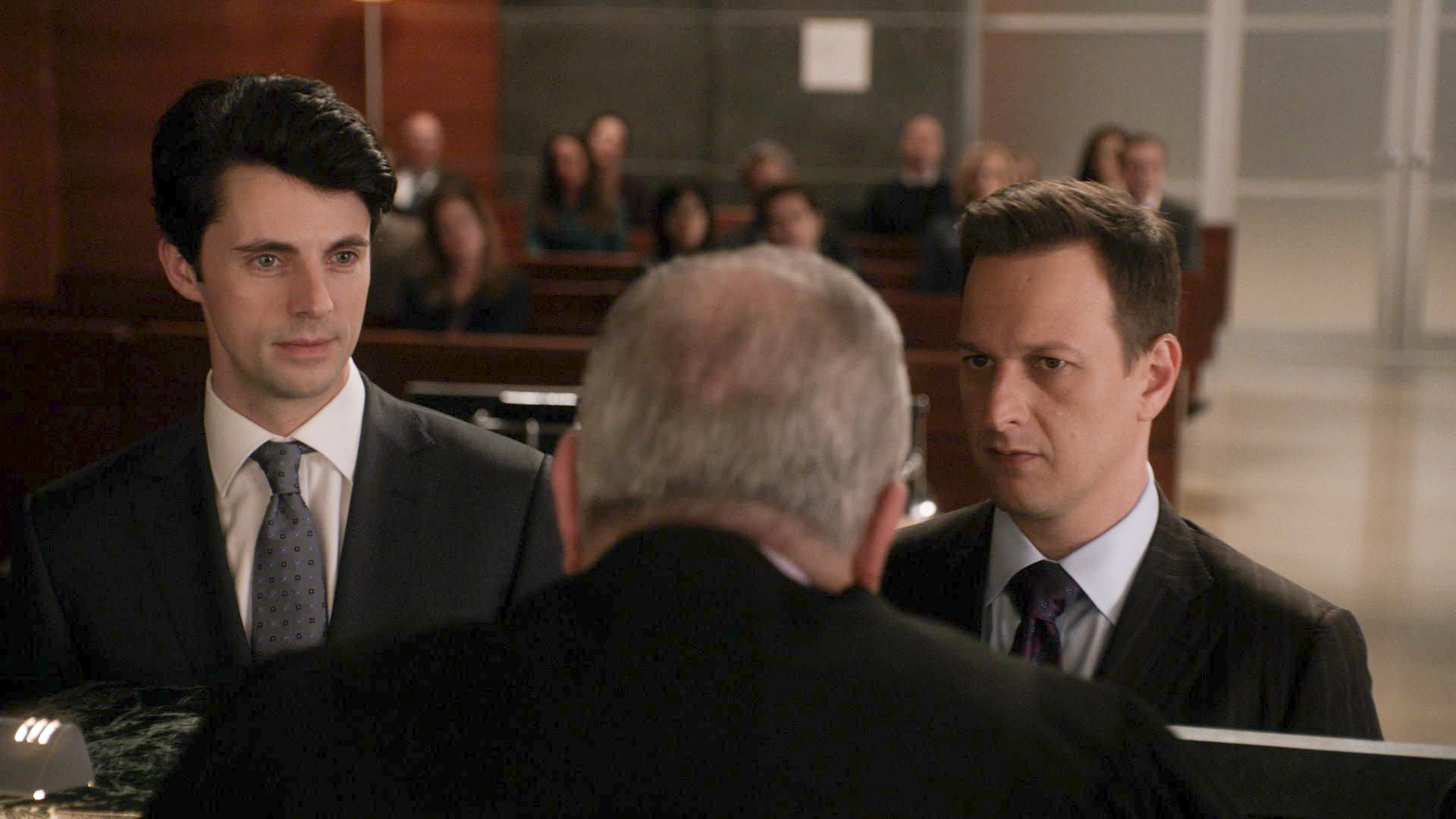 Will works against a new prosecutor in