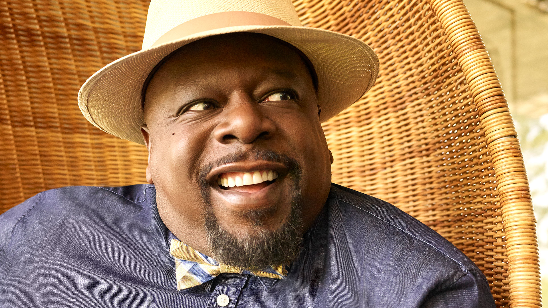 Cedric the Entertainer really is Mr. Nice Guy