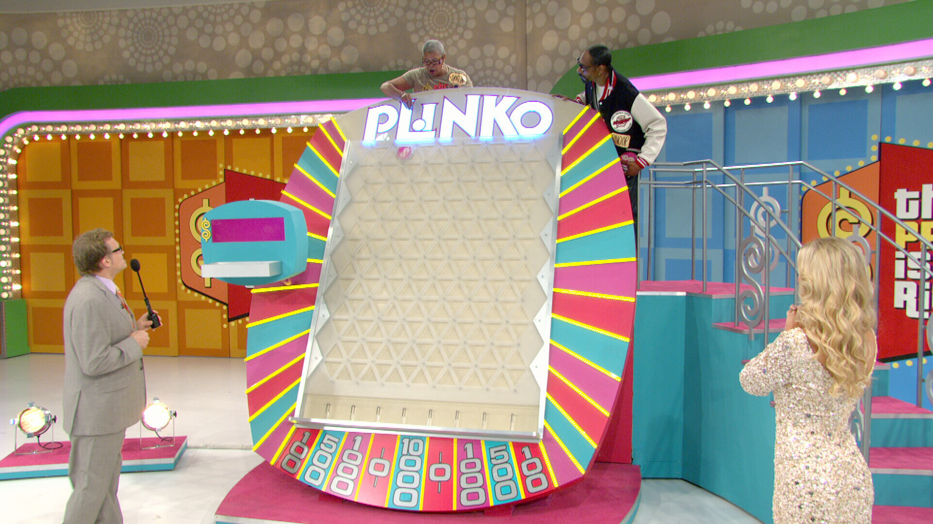 Snoop Dogg & Plinko