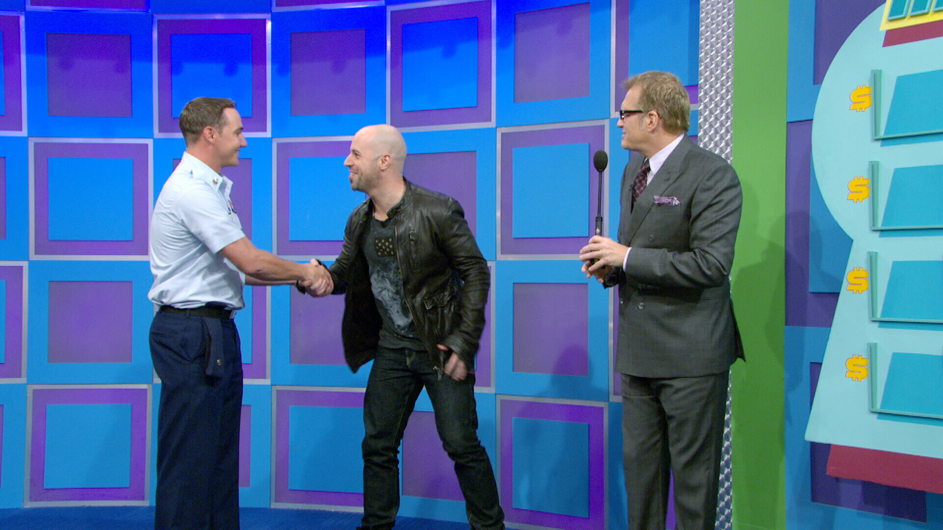 Chris Daughtry visits TPIR