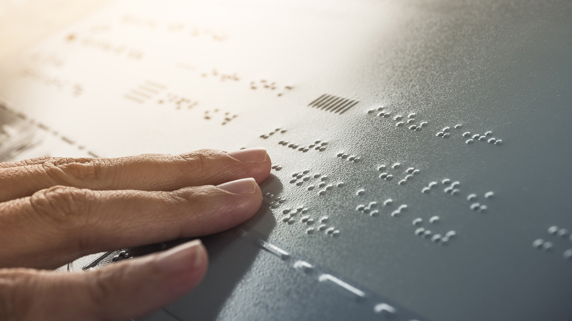 Braille (invented by a 15-year-old)