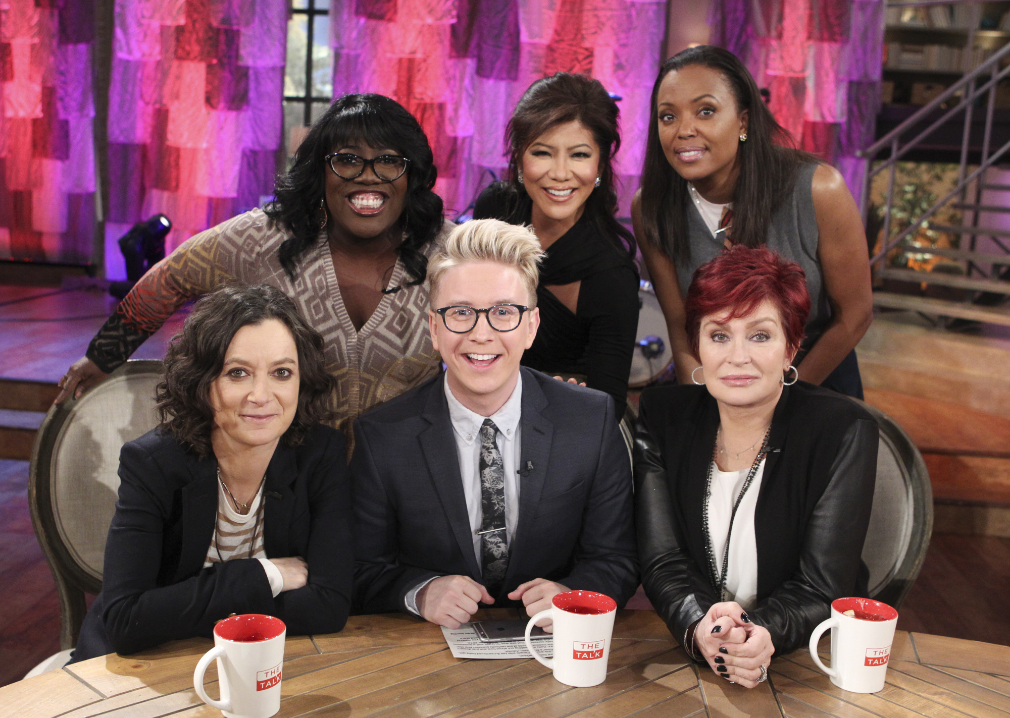 1. Tyler Oakley Stopped By!