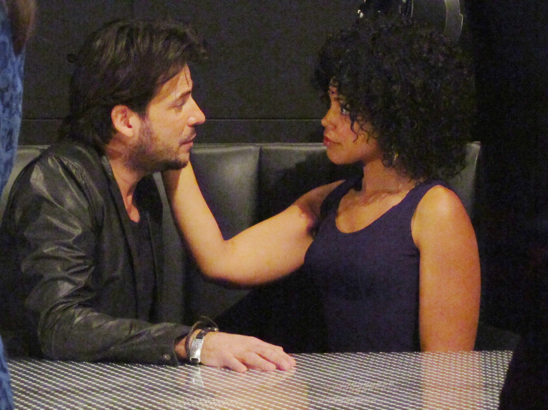 Maya and Jesse