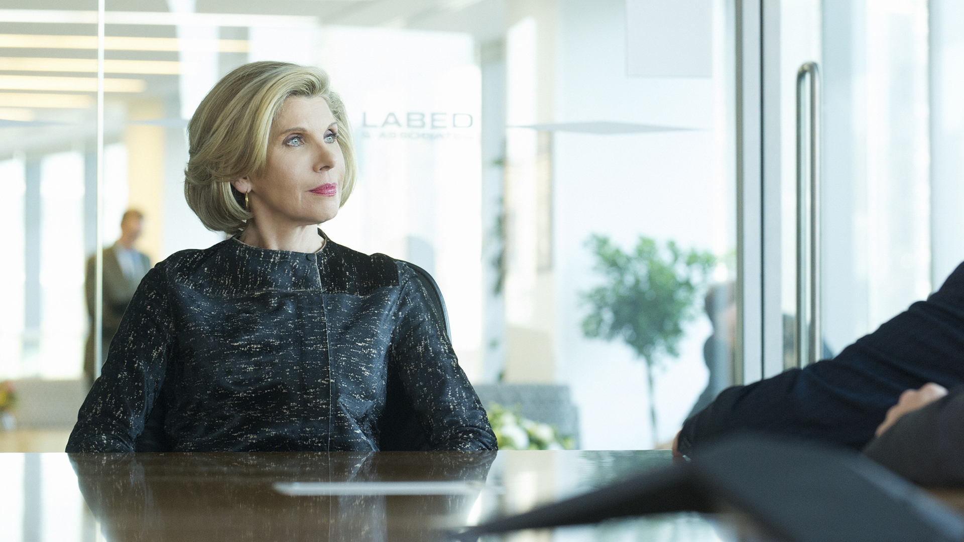 Now that we've gone behind the scenes, take a look at more photos from The Good Fight premiere.