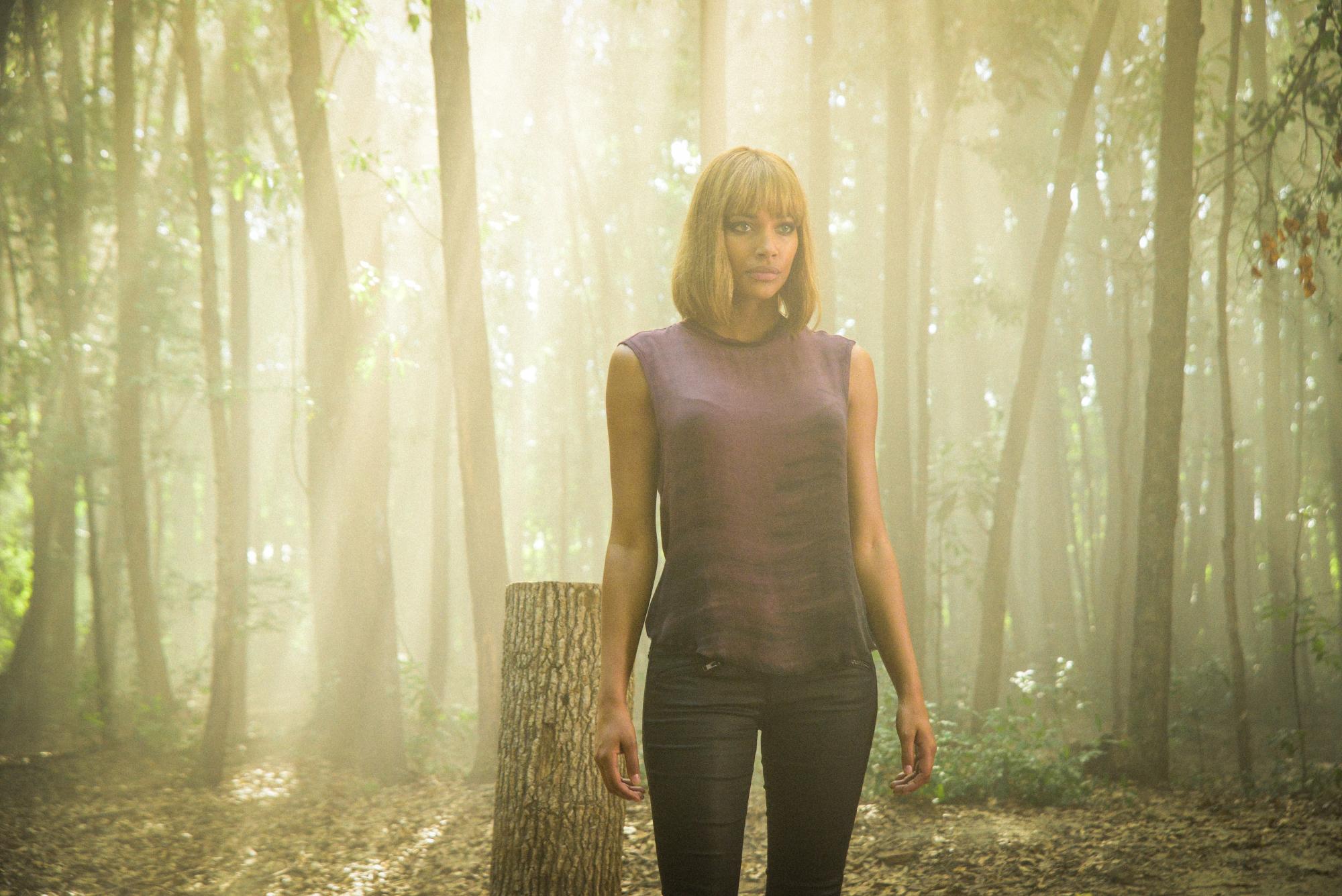 Kylie Bunbury as Eva Sinclair/Dawn.