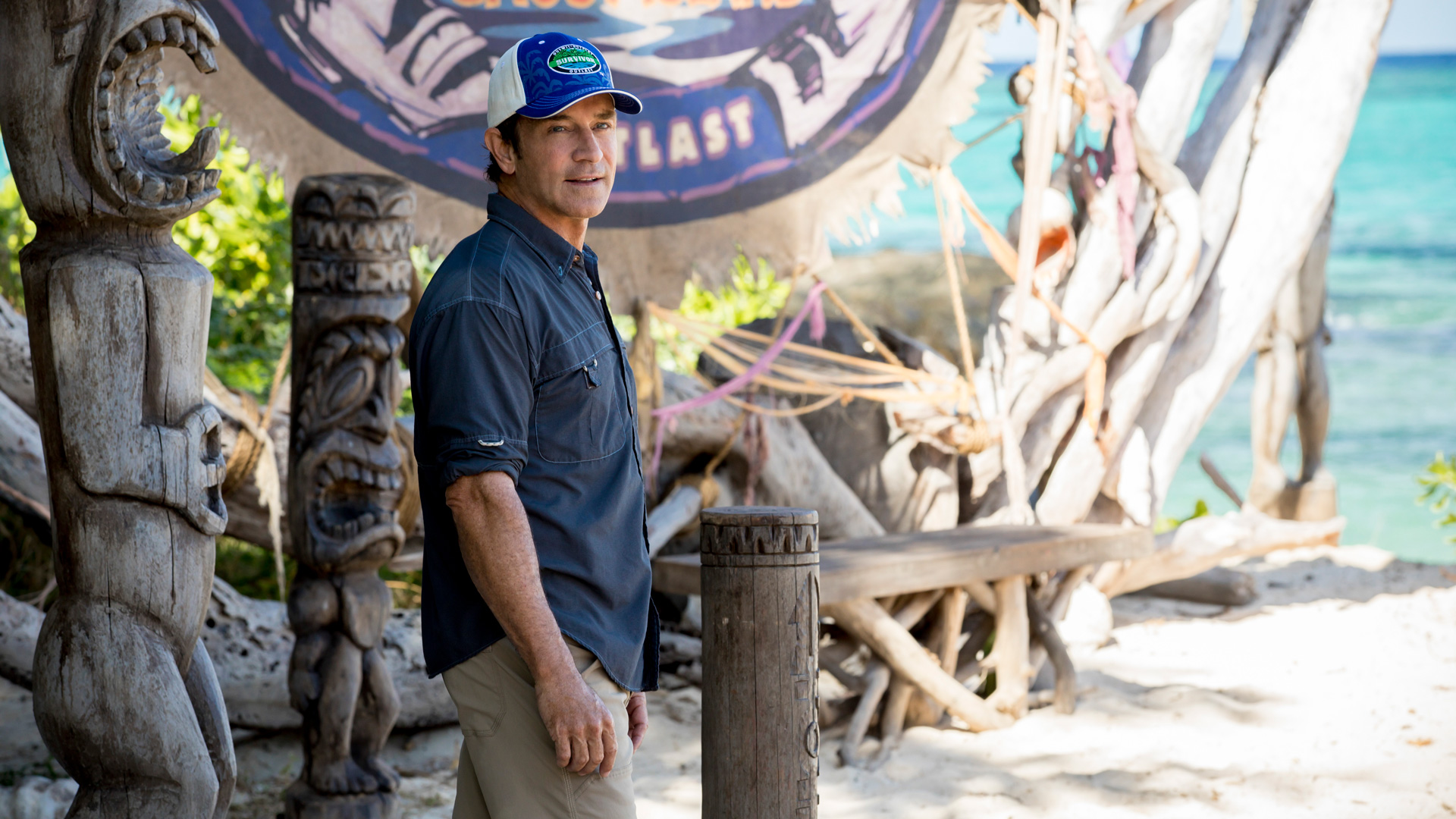 And of course, Jeff Probst returns for his 36th season as the show's host.