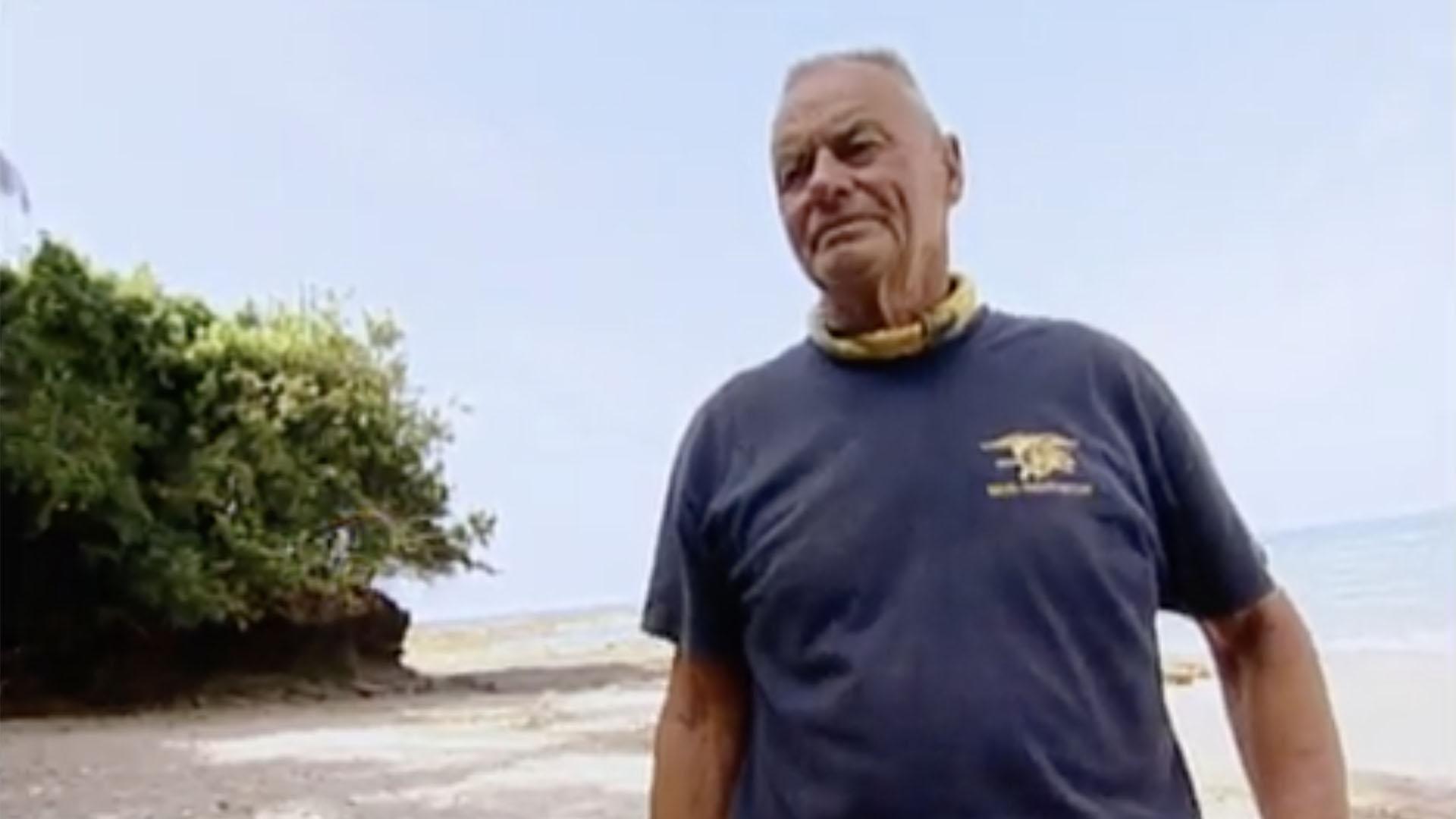 Oldest castaway ever: Rudy Boesch, 75
