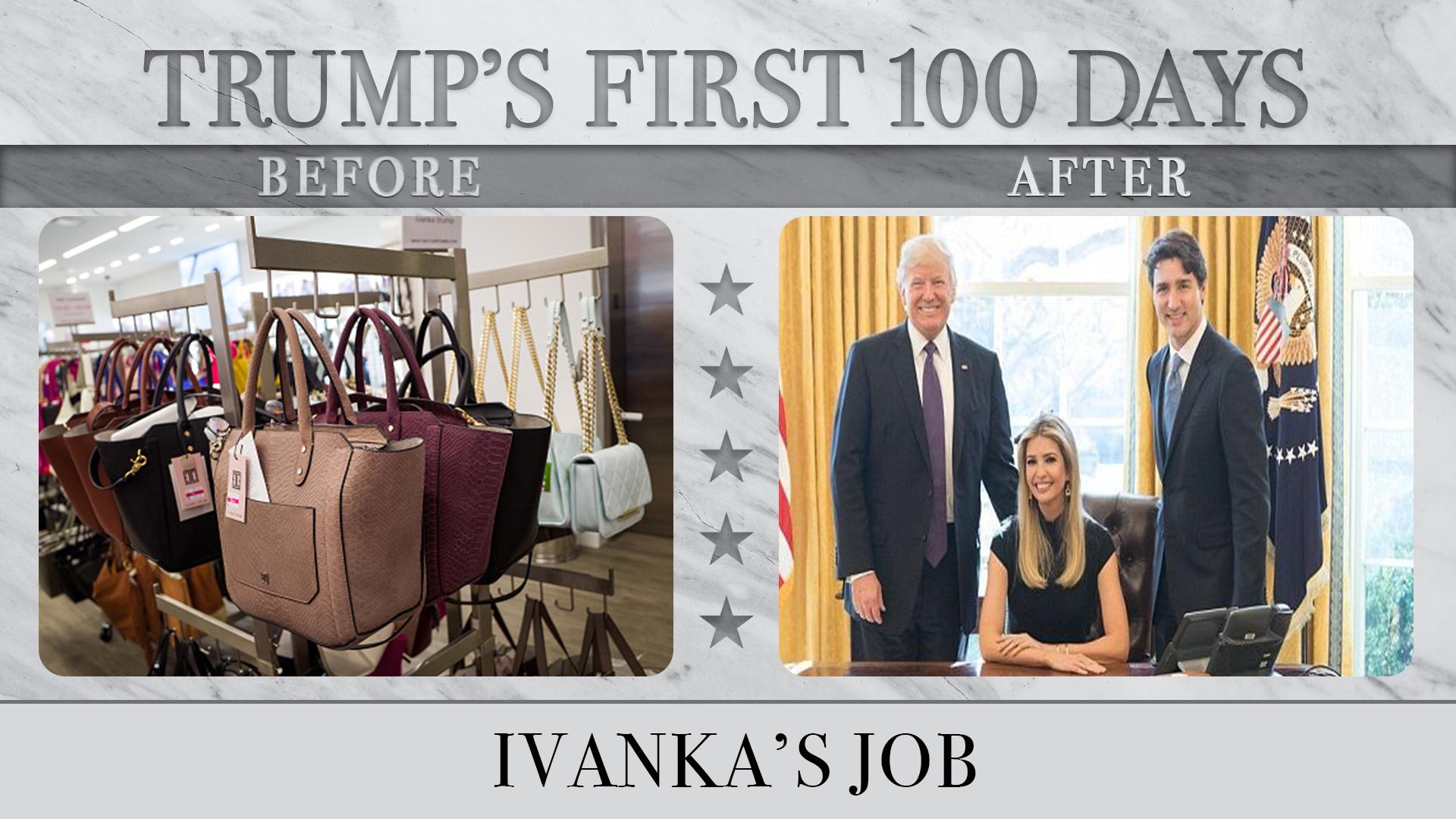 Ivanka's Job