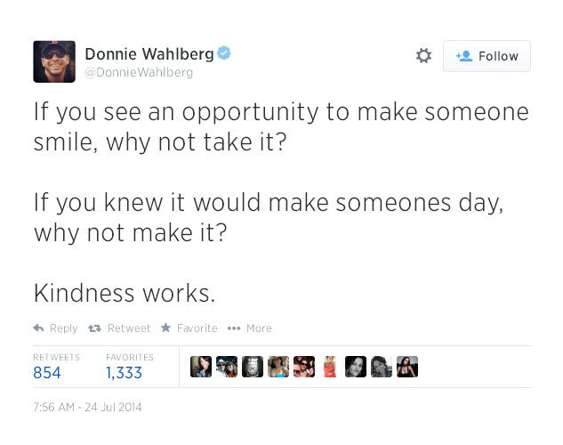 2. Kindness works.