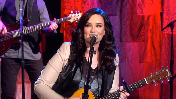 3. Brandy Clark Performs