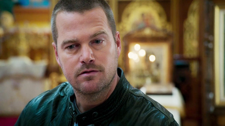 Callen's father assumed the name Konstantin Chernoff.