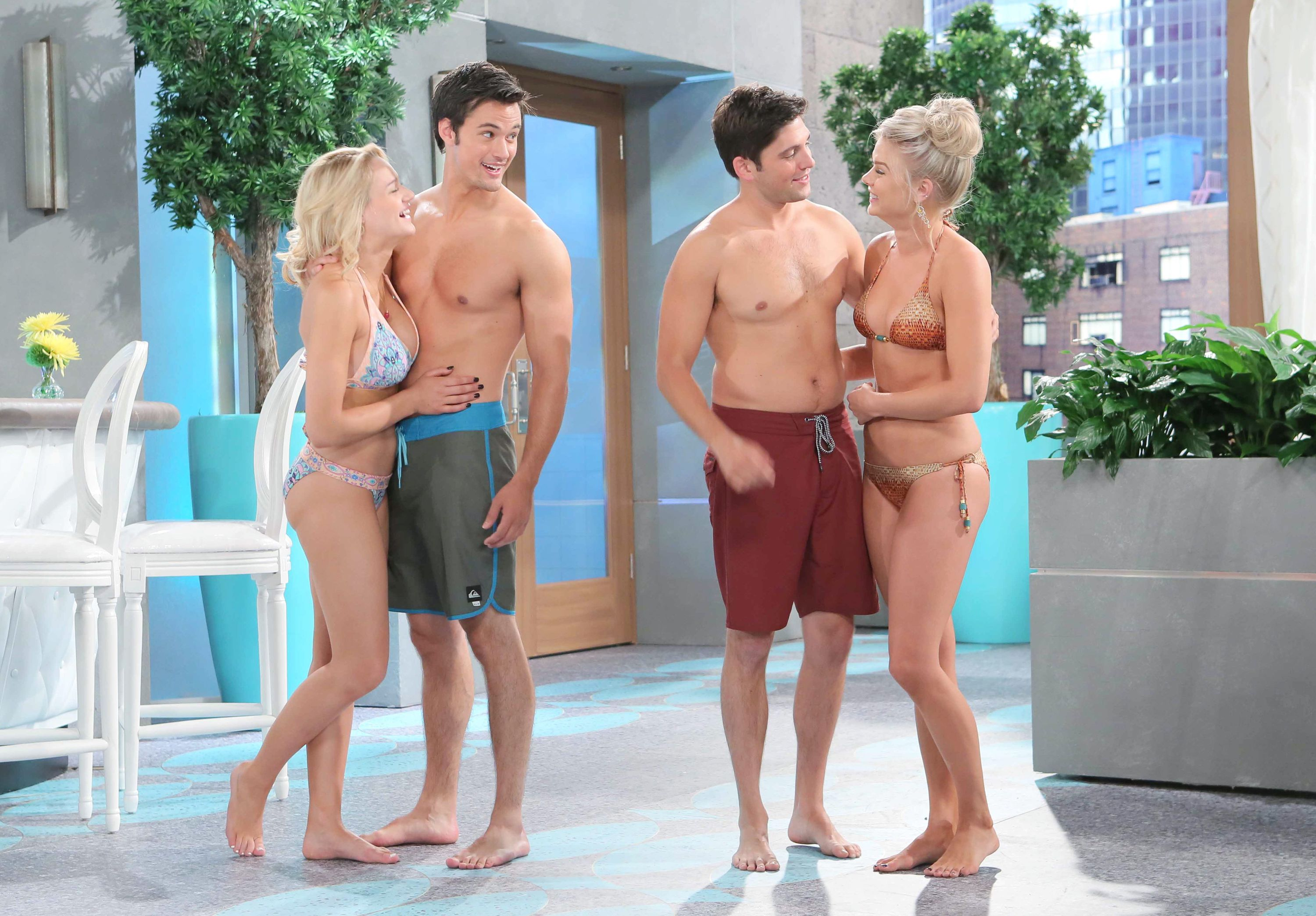 Don't Miss a Hot Second of Y&R This Summer