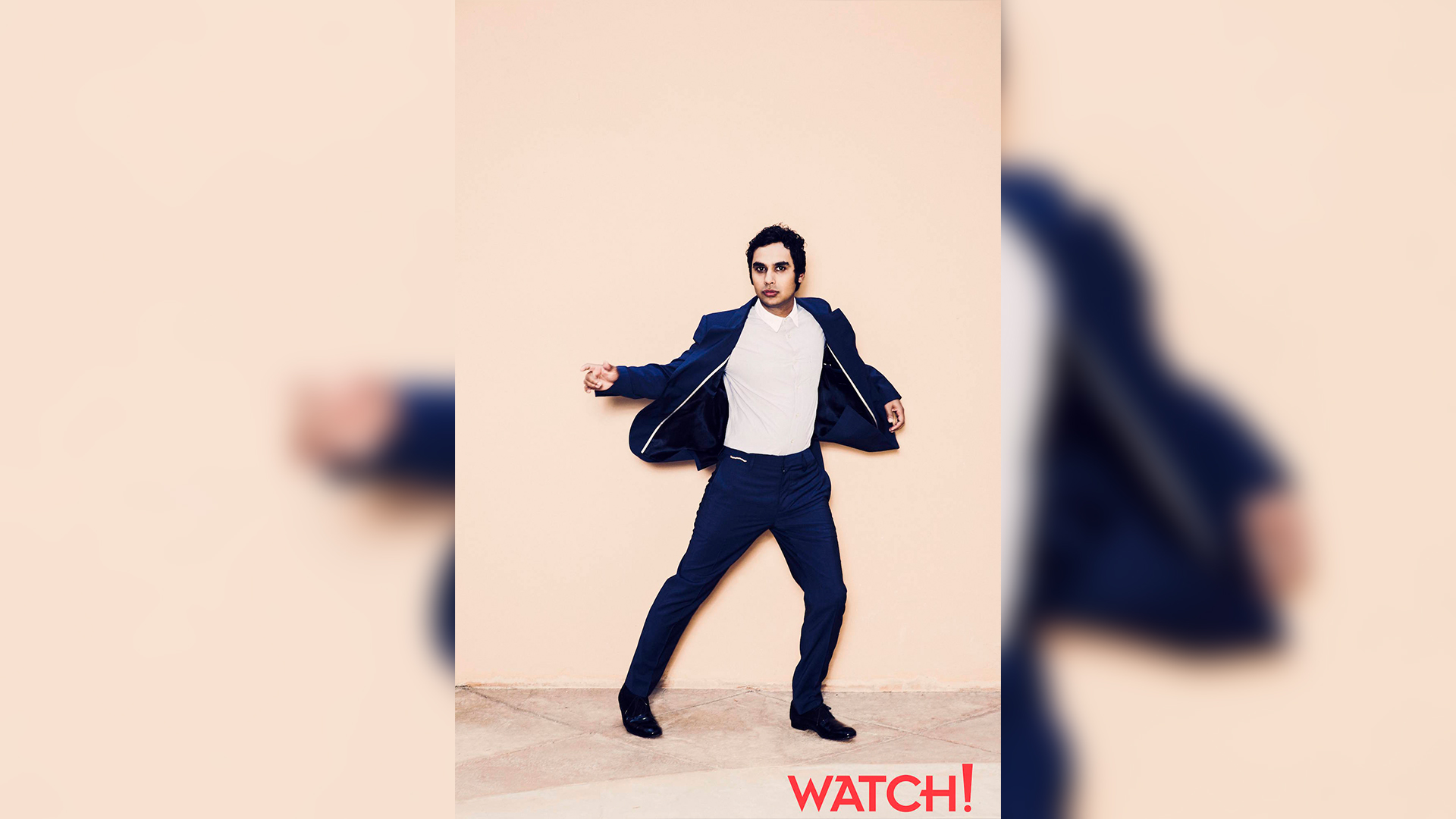 Kunal Nayyar is one dapper dude