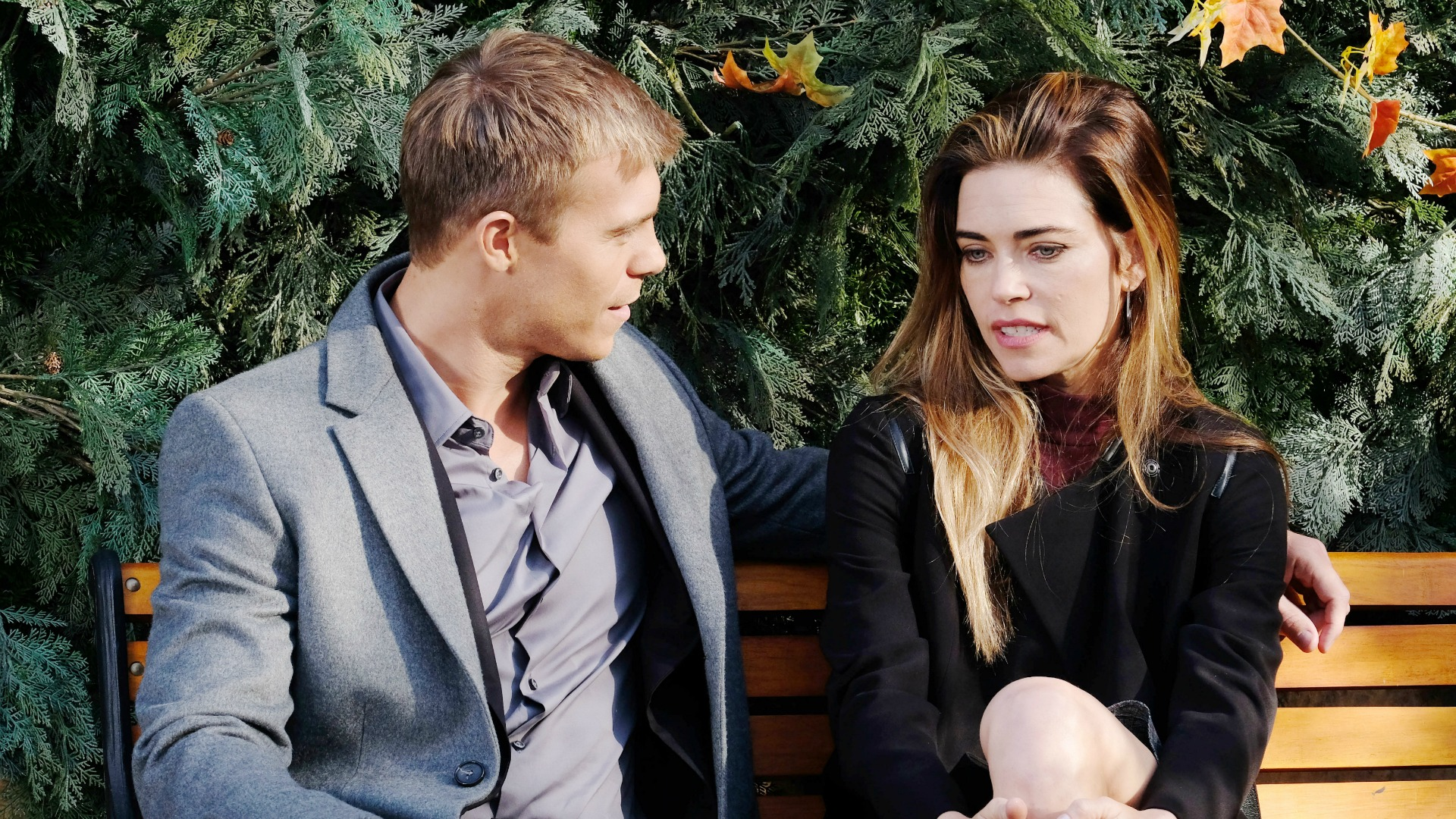 Travis wants Billy out of Victoria's life.