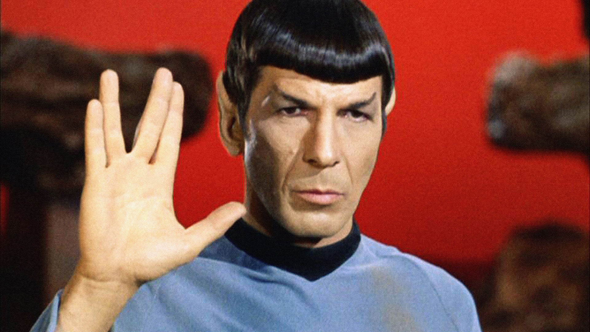 A final tribute to Nimoy