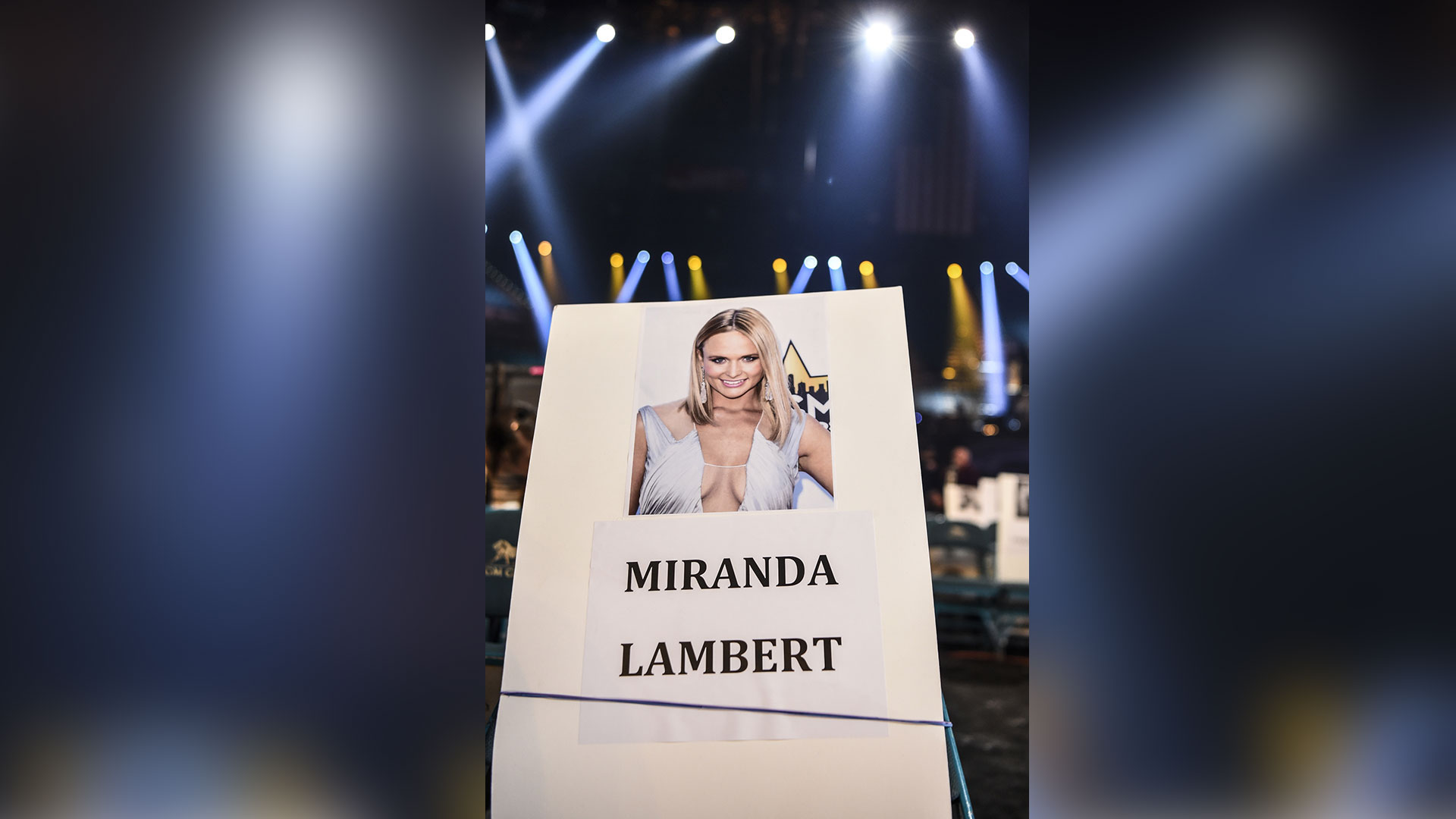 Miranda Lambert is another big name set to appear at the 53rd ACM Awards.