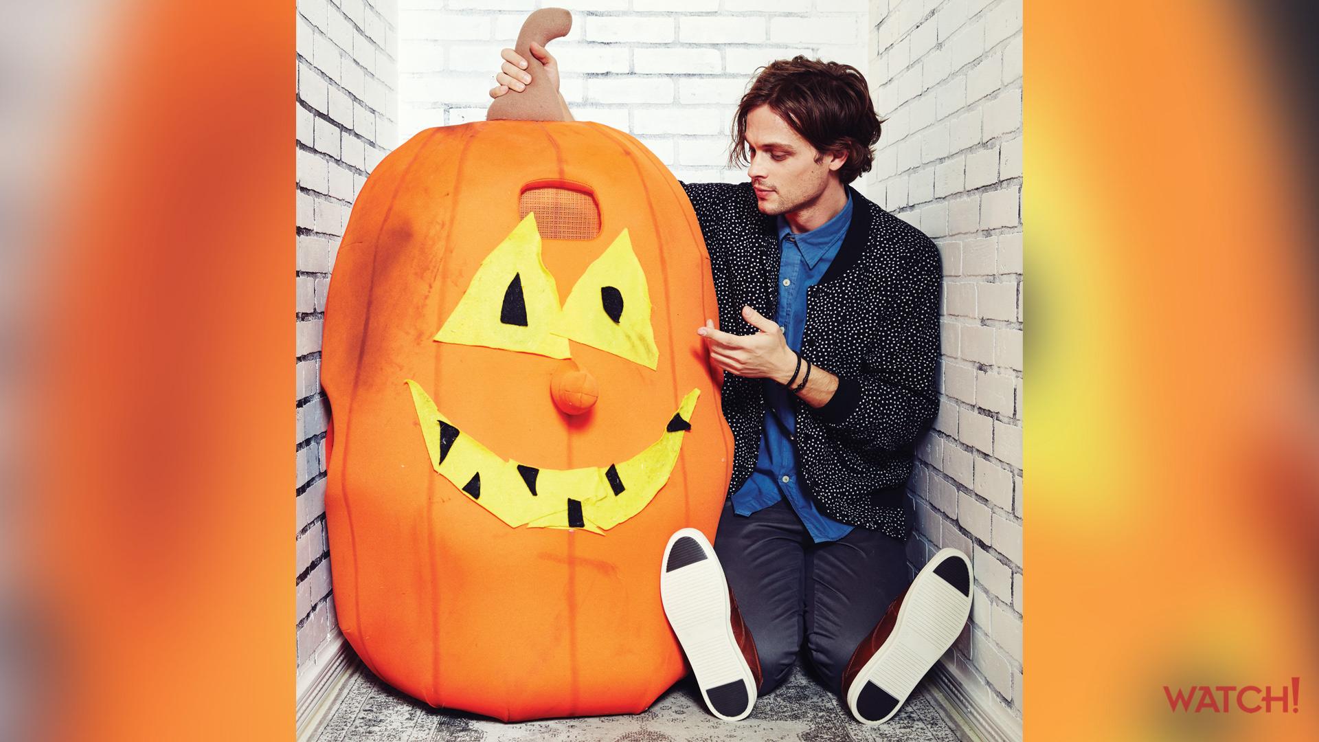 Sweetie pumpkin